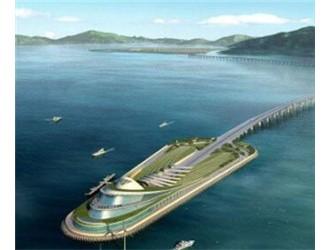 """中国""""超级工程""""港珠澳大桥正式通车:车牌识别等黑科技加持"""