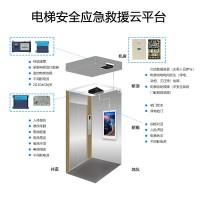 电梯安全应急救援云平台解决方案、电梯物联网
