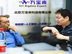 世界物联网日执行主席柏斯维到北京万宝来科技有限公司现场调研