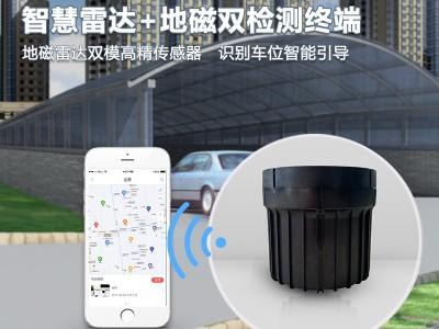 GTi-S2056+N/D智慧雷达+地磁双检测终端